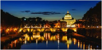 St Peters Basilica Rome Limited edition Print
