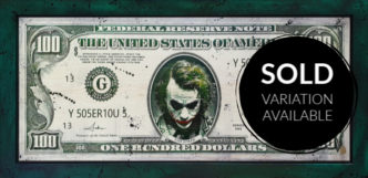 Joker Dollar Rob Bishop