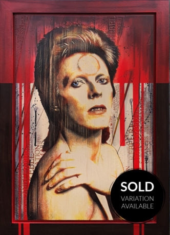 David Bowie Rob Bishop