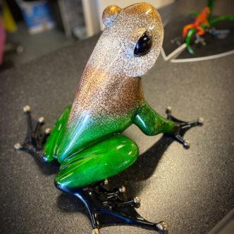 Frogman Ferguson Green