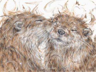 ASN-67 Aaminah Snowdon Otterly Smitten