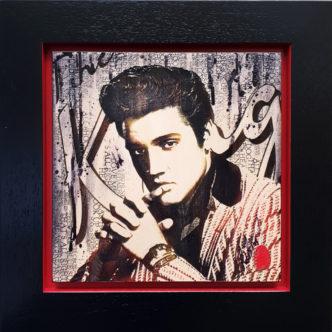 BISH452 Mini Elvis Rob Bishop