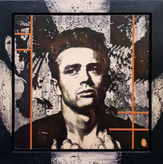 BISH635 James Dean Noir Rob Bishop