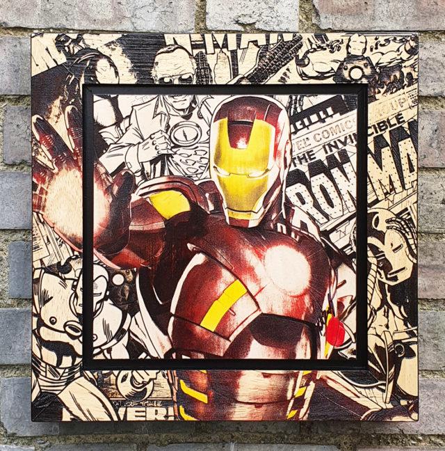 BISH694 Ironman Rob Bishop