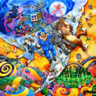 Kerry Darlington Art