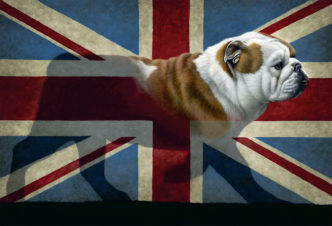 Nigel Hemming British Bulldog