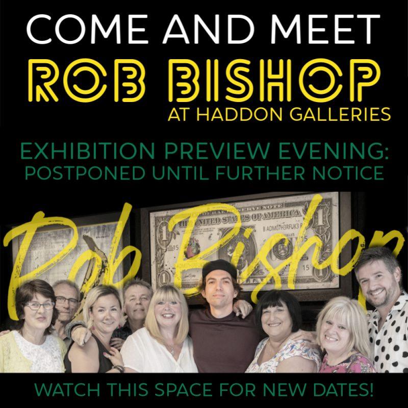 Rob Bishop Exhibition Update Haddon Galleries